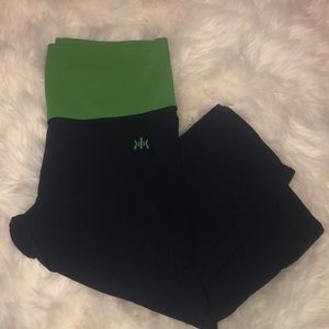 Kyodan Capri length yoga pants